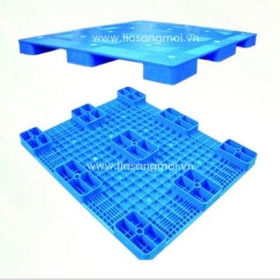 Pallet nhựa PL02-LS