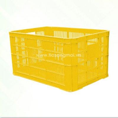 Sóng nhựa hở HT375-3T1