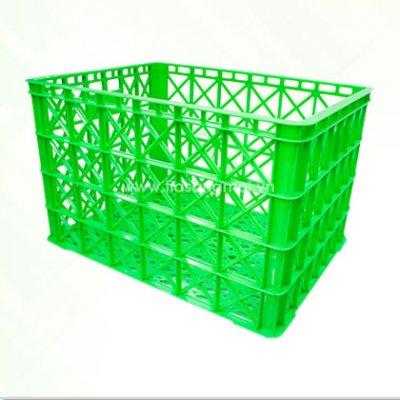 Sóng nhựa hở 8 bánh xe HT545