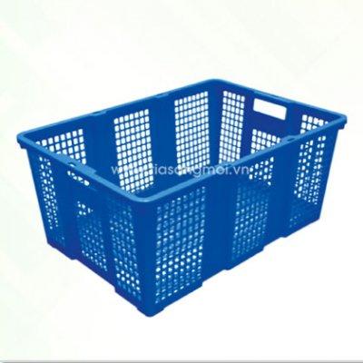 Sóng nhựa hở HS034-SH