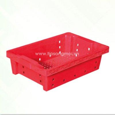 Sóng nhựa hở HS033-SH