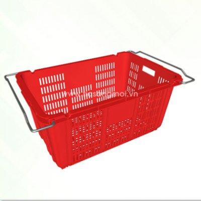 Sóng nhựa hở có quai HS011-SH