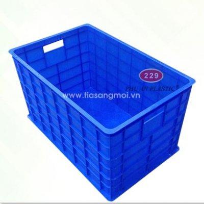 Thùng nhựa 5BX