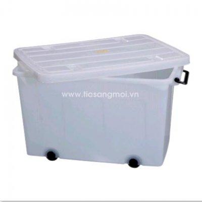 Thùng nhựa vuông PT-THS01