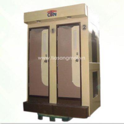 Nhà vệ sinh VS2C