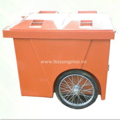 Xe gom rác NA1000-3bx