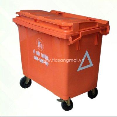 Xe gom rác MGB6868
