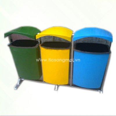 Thùng rác 3 ngăn ND3NH