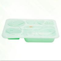 Đặc điểm của loại khay cơm nhựa chất liệu PP